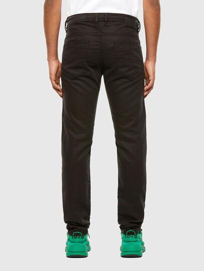Diesel - Thommer JoggJeans 069NC, Black/Dark grey - Jeans - Image 2