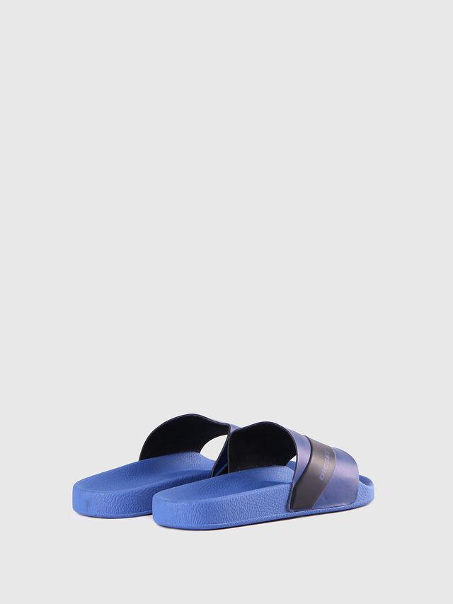 Diesel - SA-MARAL, Blue - Slippers - Image 3
