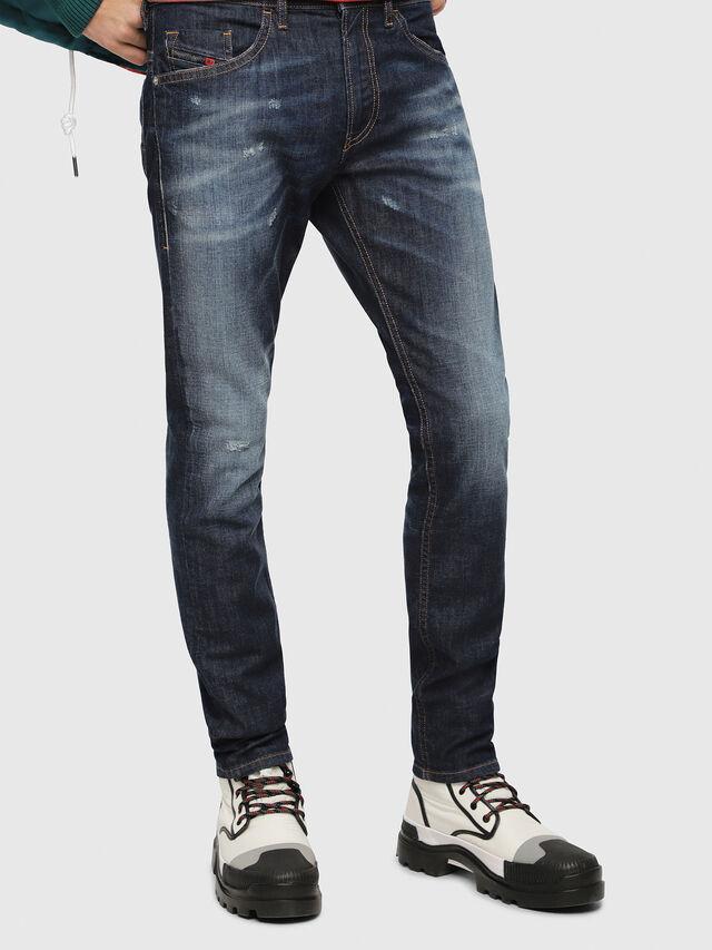 Diesel - Thommer 087AN, Medium blue - Jeans - Image 1