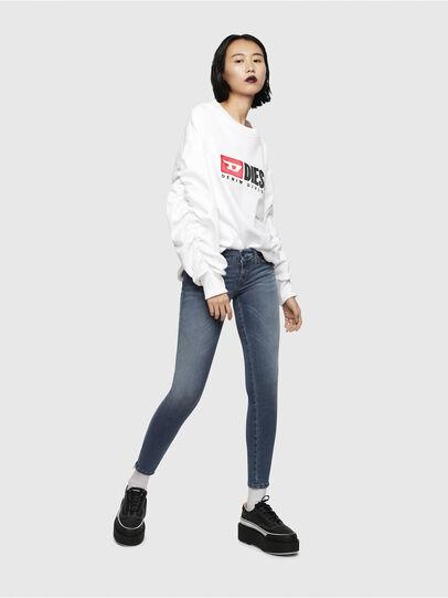 Diesel - Skinzee Low Zip 0681P,  - Jeans - Image 4