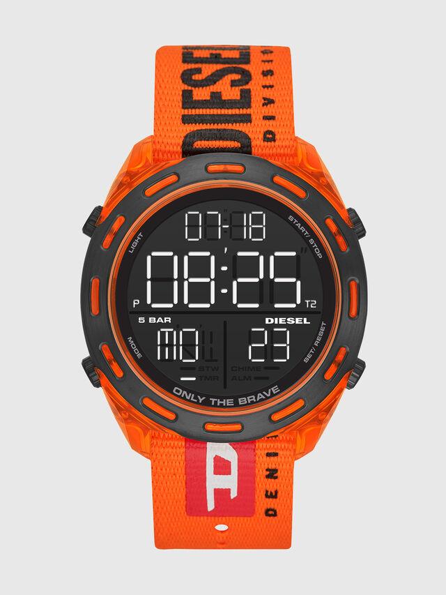 Diesel - DZ1896, Orange Fluo - Timeframes - Image 1