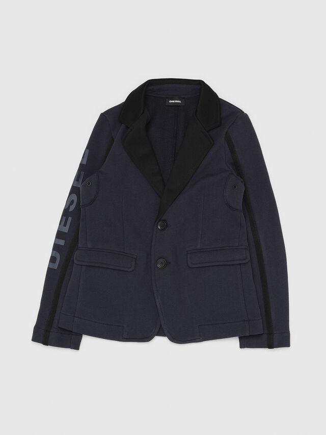 Diesel - SYLKY, Dark Blue - Sweaters - Image 1