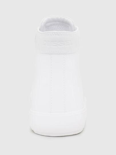 Diesel - S-MYDORI MC W, White - Sneakers - Image 5