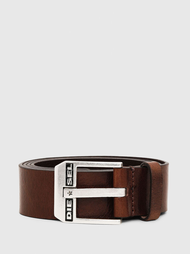 Diesel BLUESTAR, Light Brown - Belts - Image 1