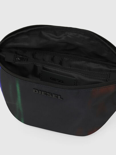 Diesel - F-SUSE BELT DM, Black/Blue - Belt bags - Image 4