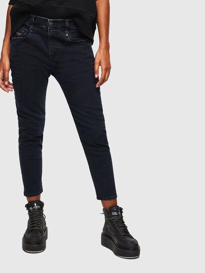 Diesel - Fayza 069GL, Dark Blue - Jeans - Image 1