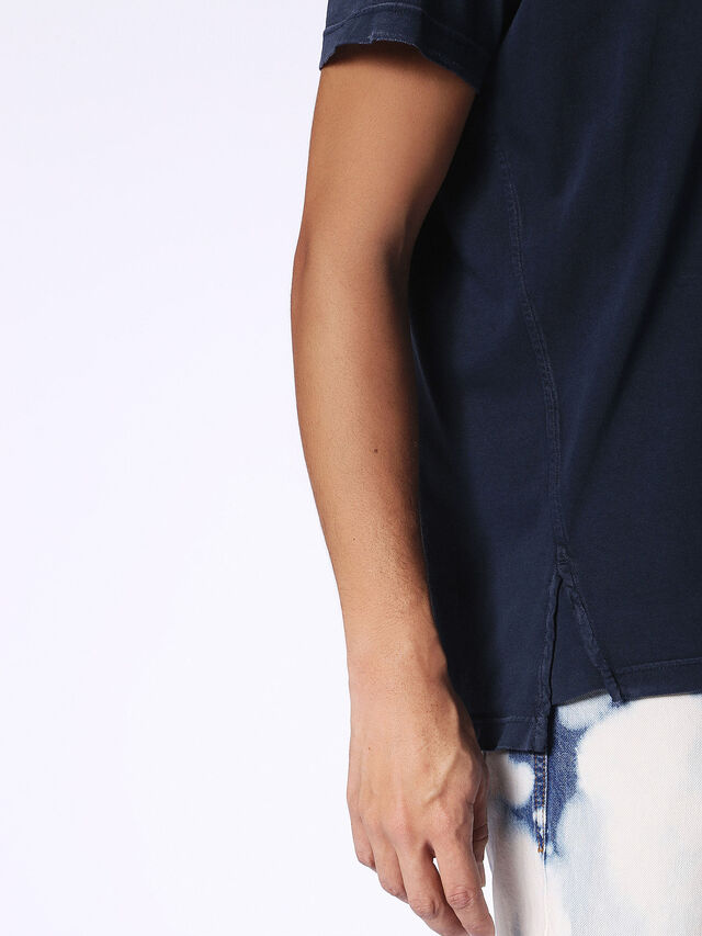 Diesel - T-KEITHS, Blue - T-Shirts - Image 3