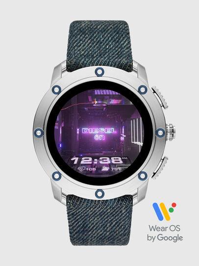 Diesel - DT2015, Blue Jeans - Smartwatches - Image 1