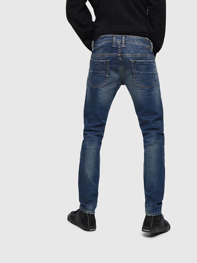 Diesel - Thommer 089AR, Medium blue - Jeans - Image 2