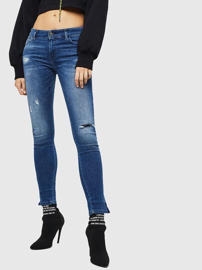 Diesel - Slandy Zip 089AI,  - Jeans - Image 1