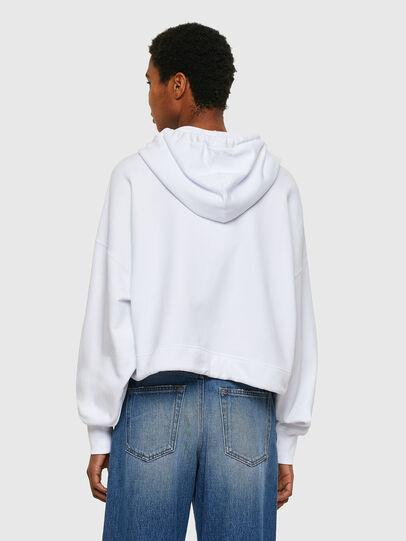 Diesel - F-CROPPY, White - Sweaters - Image 2