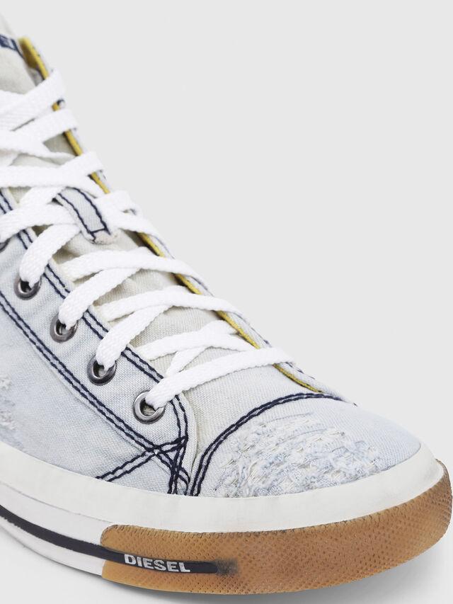 Diesel - EXPOSURE IV W, Light Blue - Sneakers - Image 5