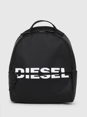 F-BOLD BACK FL, Bright Black - Backpacks