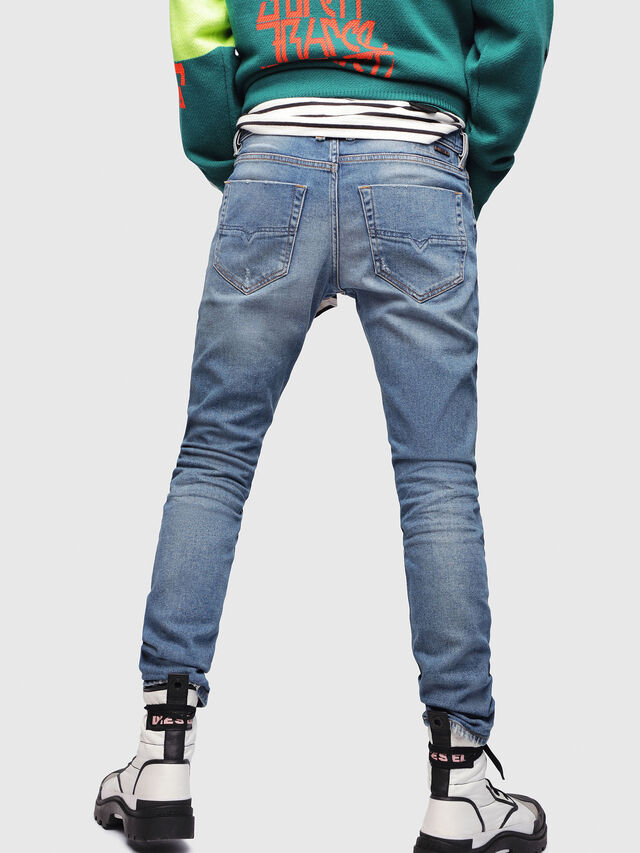 Diesel - Tepphar 089AW, Light Blue - Jeans - Image 2