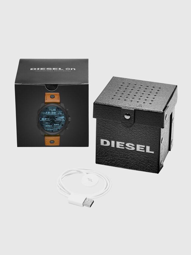 Diesel - DT2002, Brown - Smartwatches - Image 5