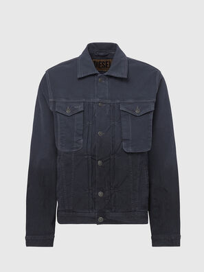 D-YOGI-SP JOGGJEANS, Dark grey - Denim Jackets