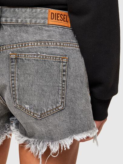 Diesel - DE-RIFTY, Grey - Shorts - Image 4