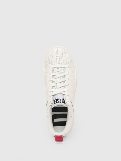 Diesel - S-CLEVER LOW LACE W, White - Sneakers - Image 6