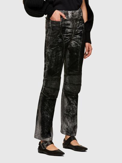 Diesel - TYPE-1007-NE, Black/Dark grey - Jeans - Image 3
