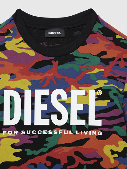 Diesel - TDIEGORBOW, Multicolor - T-shirts and Tops - Image 3