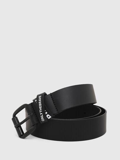 Diesel - B-CROS, Black - Belts - Image 2