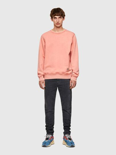 Diesel - S-GIRK-MOHI-B1, Pink - Sweaters - Image 5
