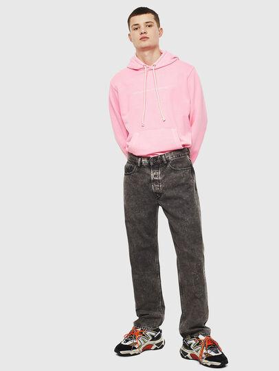 Diesel - S-GIRK-HOOD-FLUO,  - Sweaters - Image 8