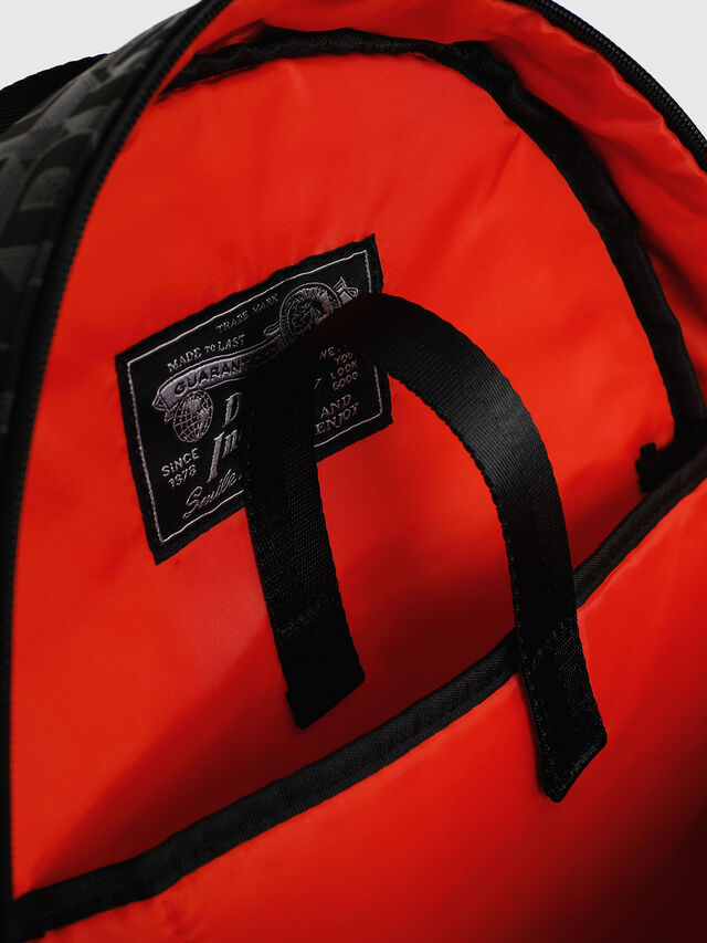 F-DISCOVER BACK Men: Backpack with all-over print   Diesel