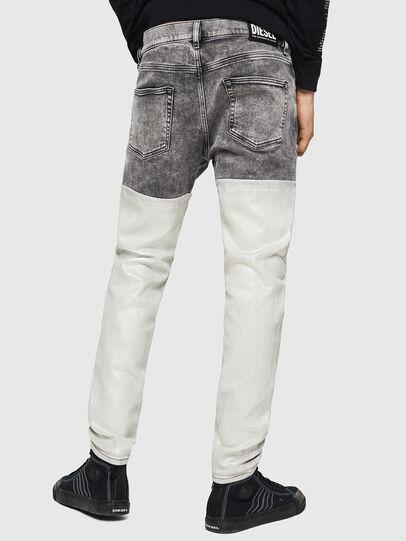 Diesel - D-Strukt 069GK, Black/Dark grey - Jeans - Image 2