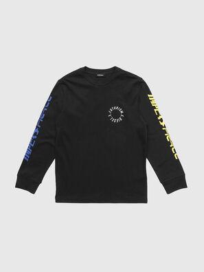 TJUSTLSY1, Black - T-shirts and Tops