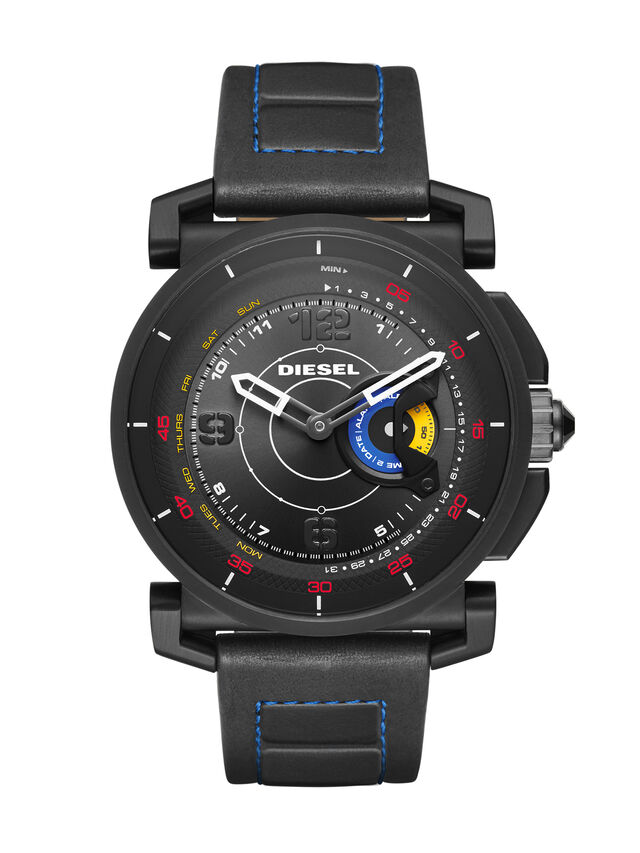 Diesel DT1001, Black - Smartwatches - Image 2
