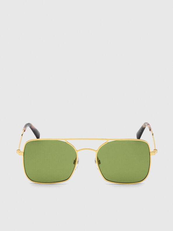 DL0302, Gold - Sunglasses