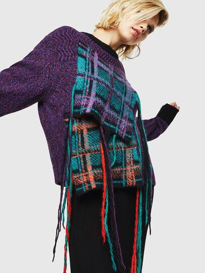 Diesel - M-TARTANN,  - Knitwear - Image 4