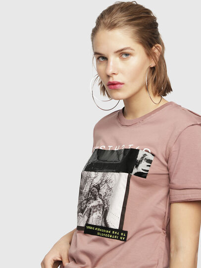 Diesel - T-SILY-WB,  - T-Shirts - Image 3