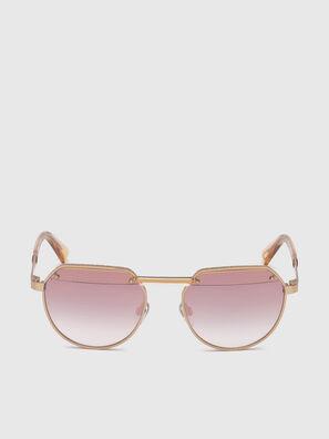 DL0260, Pink - Sunglasses