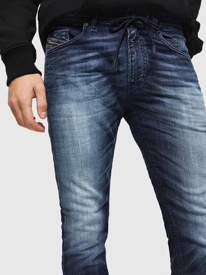 Diesel - Thommer JoggJeans 069IE, Dark Blue - Jeans - Image 3