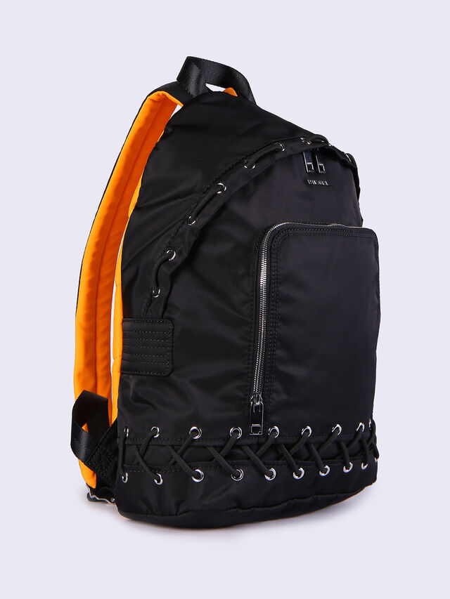 F-SUPERPASS BACK, Black/Orange