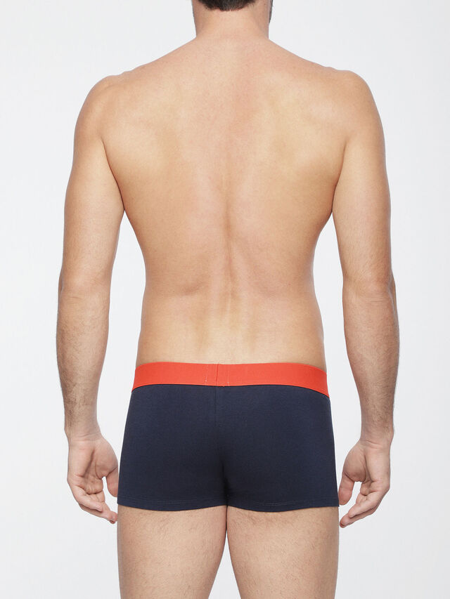 Diesel - UMBX-SHAWNTHREEPACK, Blue/Orange - Trunks - Image 3