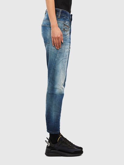 Diesel - Fayza 009LF, Medium blue - Jeans - Image 3