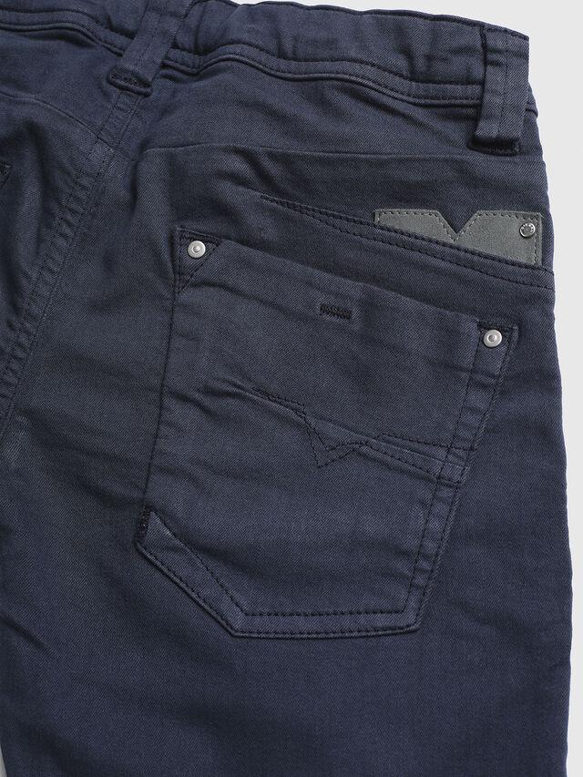 Diesel - DARRON-R-J SH-N, Navy Blue - Shorts - Image 3