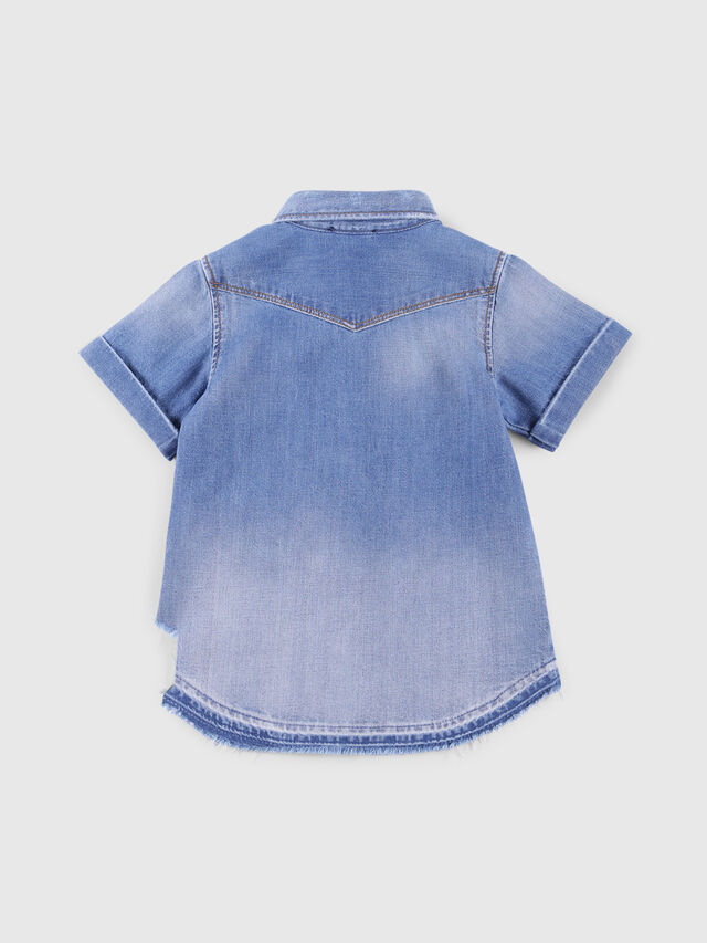 Diesel - CATTOB, Blue Jeans - Shirts - Image 2