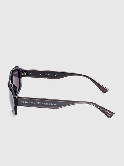 Diesel - DL0348, Black - Sunglasses - Image 3