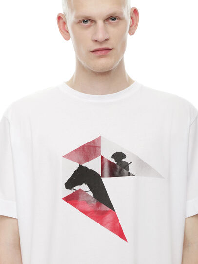 Diesel - TEORIAL-HUNTING,  - T-Shirts - Image 3