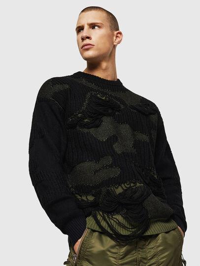 Diesel - K-MUSCHIO,  - Knitwear - Image 1