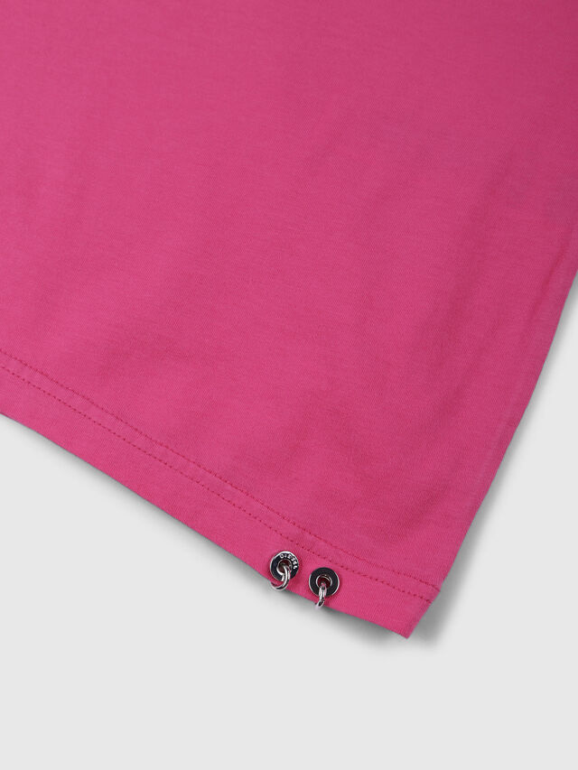 Diesel - TDARIA, Pink - T-shirts and Tops - Image 3