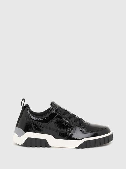 Diesel - S-RUA LOW W, Black - Sneakers - Image 1
