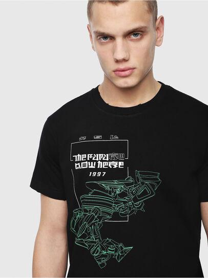 Diesel - T-DIEGO-Y4,  - T-Shirts - Image 3