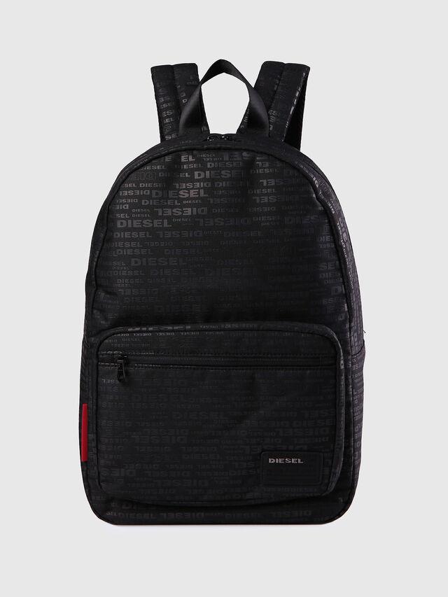 Diesel F-DISCOVER BACK, Black/Red - Backpacks - Image 1