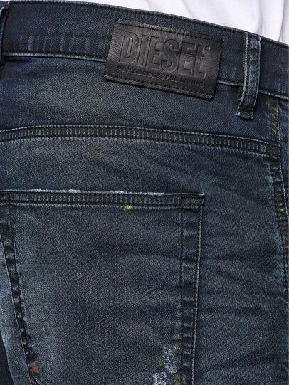 Diesel - D-Vider JoggJeans 069QH, Dark Blue - Jeans - Image 4