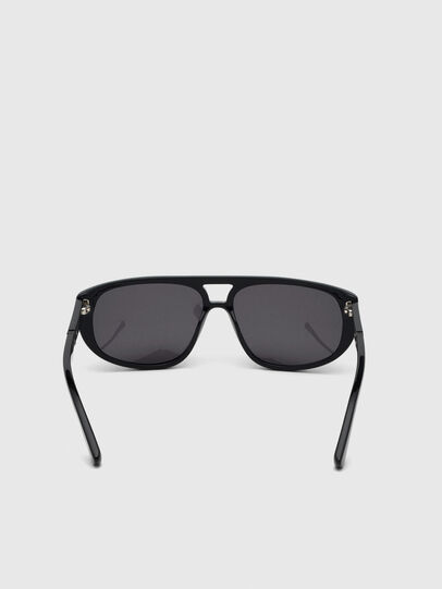 Diesel - DL0300, Black - Sunglasses - Image 4